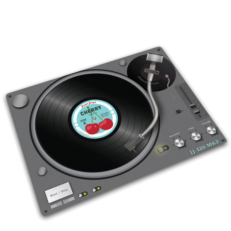 Joseph Joseph | Joseph Joseph Record Player Chopping Board - 30 x 40 cm