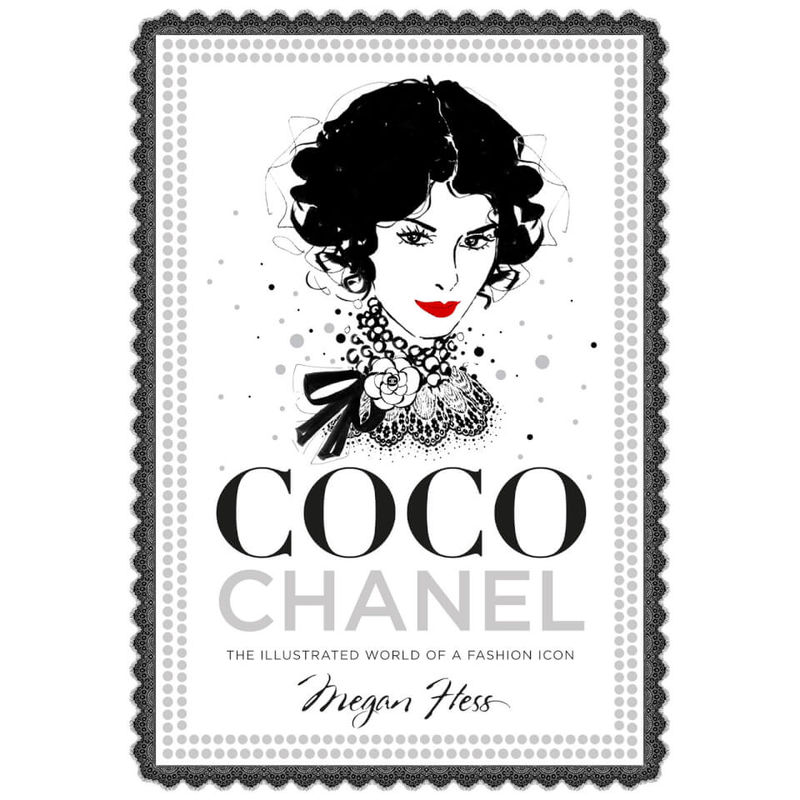 Bookspeed Bookspeed Coco Chanel The Illustrated World Of A