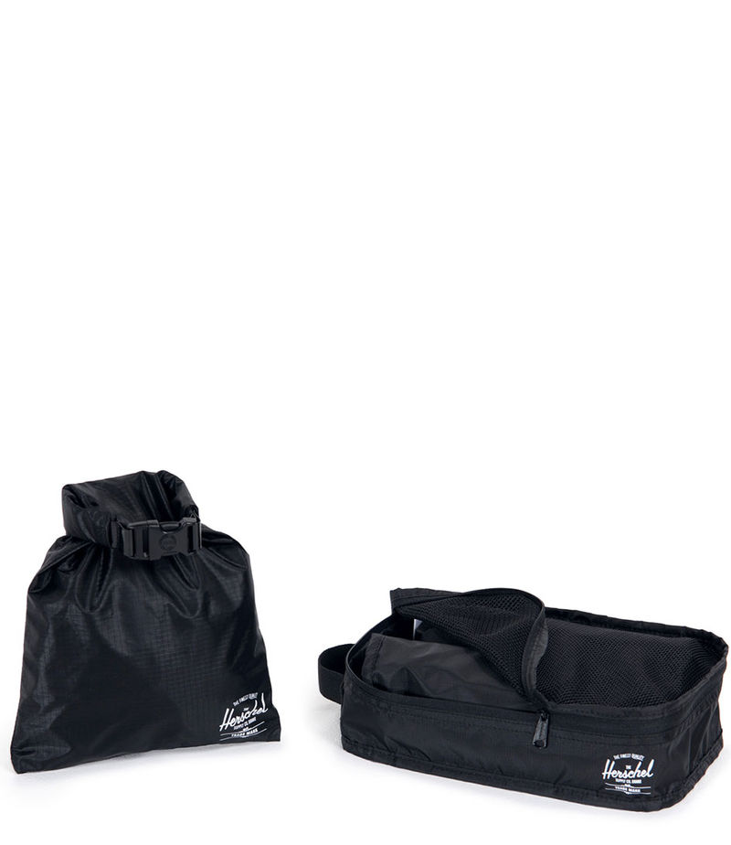 Herschel Supply Co.-Packing Cubes - Travel Organizers - Black