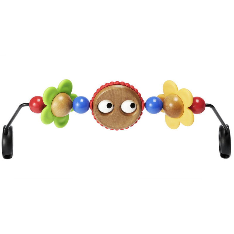BABYBJÖRN | BABYBJÖRN Toy for Bouncers - Googly Eyes