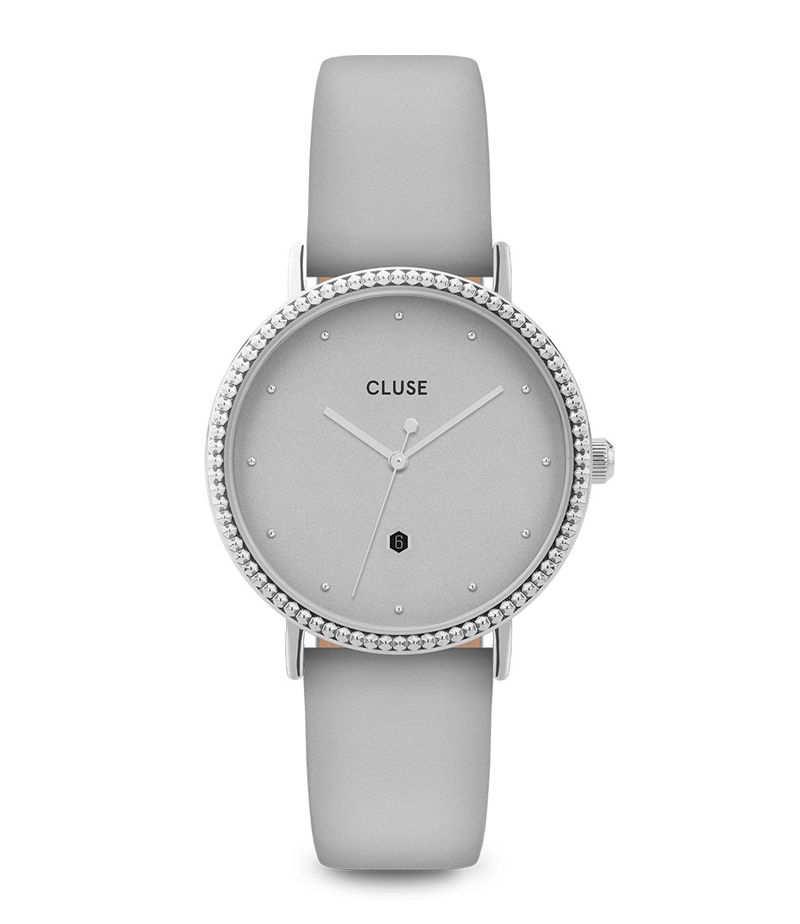 CLUSE-Watches - Le Couronnement Silver - Grey