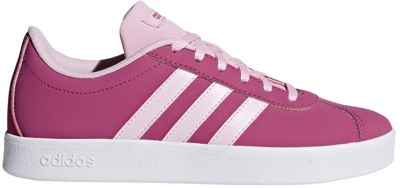 Adidas Avalynė Paaugliams VL Court 2.0 K Pink