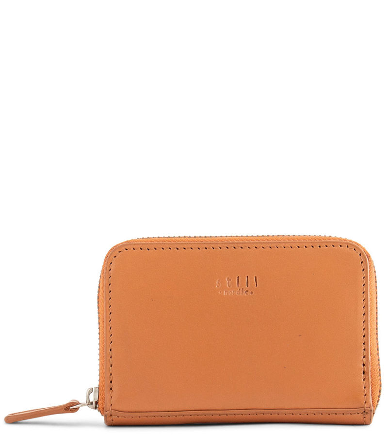 Still Nordic-Wallets - Evie Small Wallet - Brown