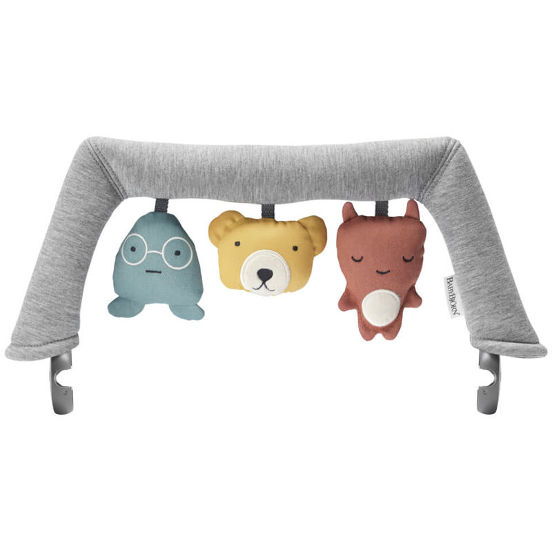 BABYBJÖRN | BABYBJÖRN Toy for Bouncers - Soft Friends
