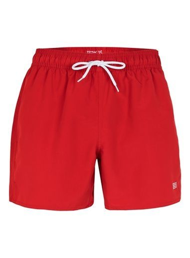 Topman | Red Swim Shorts