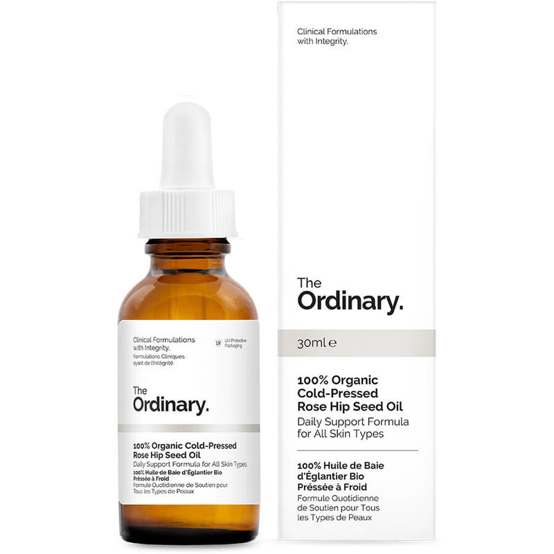 The Ordinary | The Ordinary 100% Organic Cold-Pressed Rose Hip Seed Oil 30ml