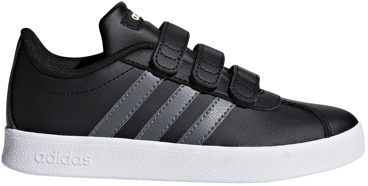Adidas Avalynė Paaugliams Vl Court 2.0 Cmf C Black