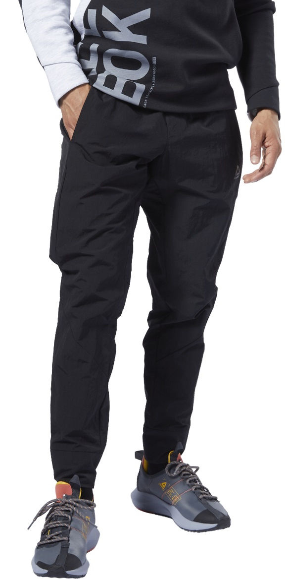 Reebok Kelnės Ost Blocked Pant Black