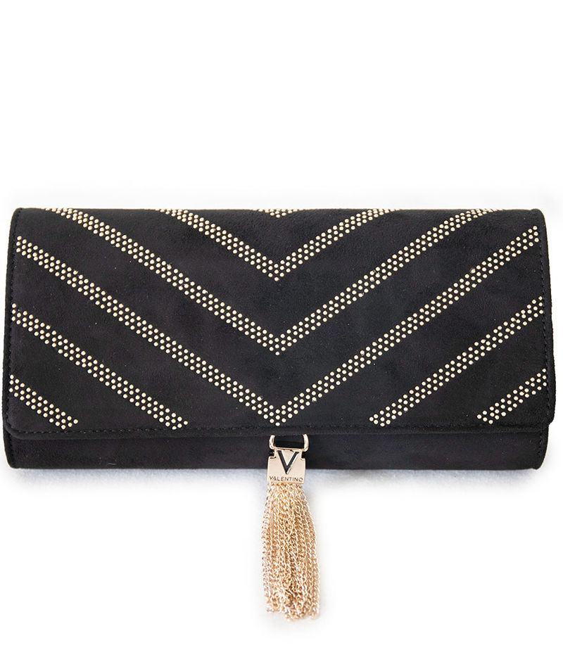 Valentino Handbags-Clutches - Dime Pochette - Black