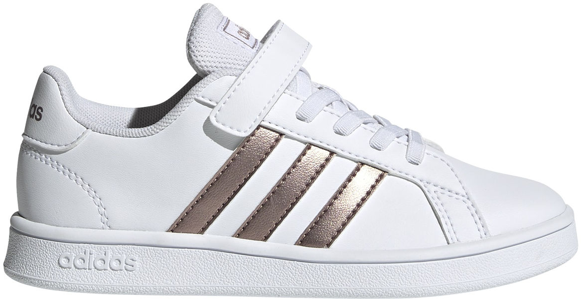Adidas Avalynė Paaugliams Grand Court C White
