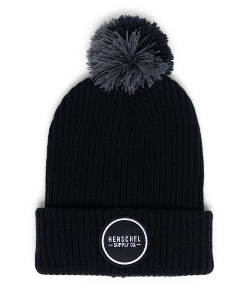 Herschel Supply Co.-Beanies - Sepp - Black