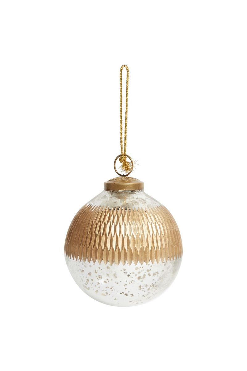 Radiance Bauble - silver
