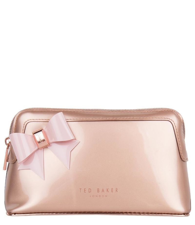 Ted Baker-Make-up bags - Aubrie - Rose (gold) coloured
