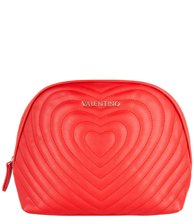 Valentino Handbags-Make-up bags - Fiona Soft Cosmetic Case - Red