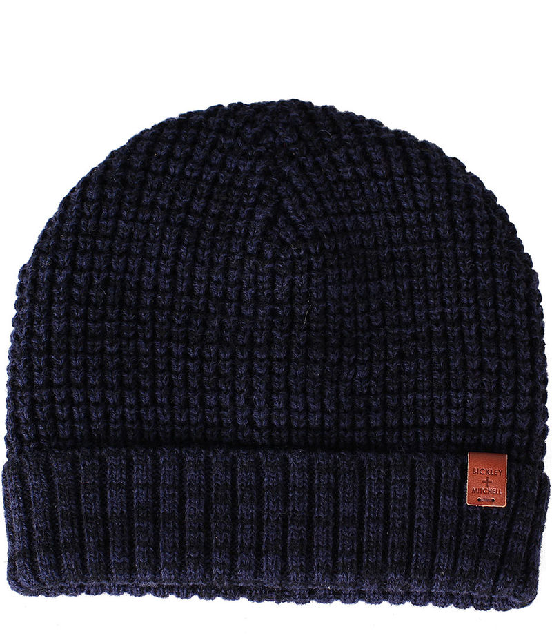 BICKLEY AND MITCHELL-Beanies - Beanie - Blue