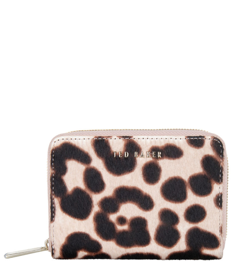 Ted Baker-Zip wallets - Sona - Taupe