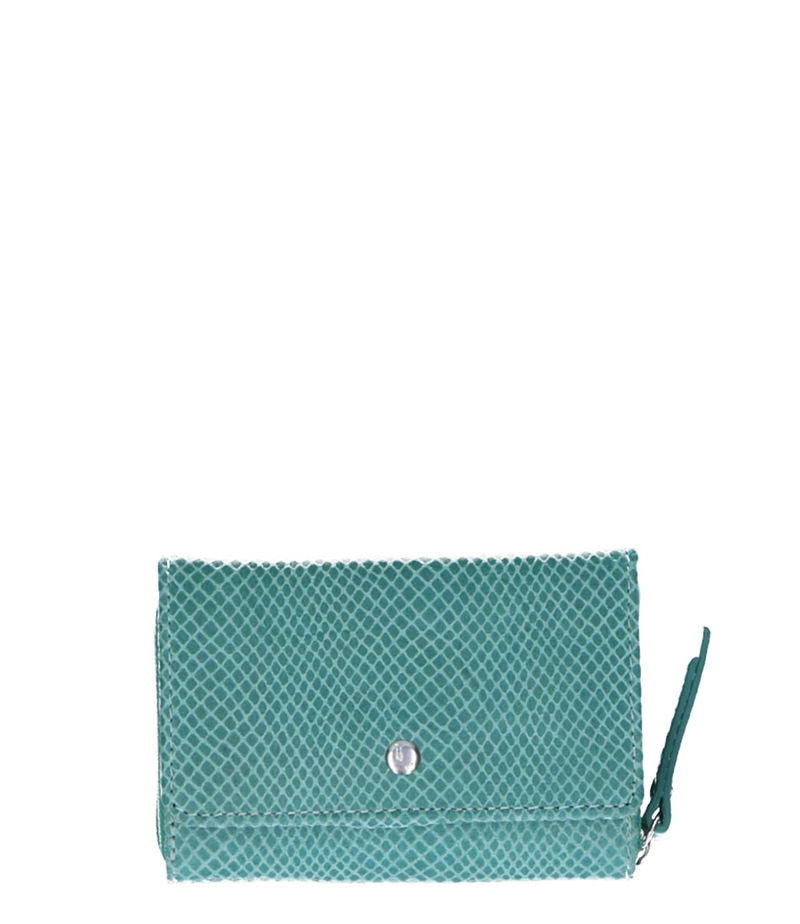 LouLou Essentiels-Bifold wallets - Portemonnee Queen - Green