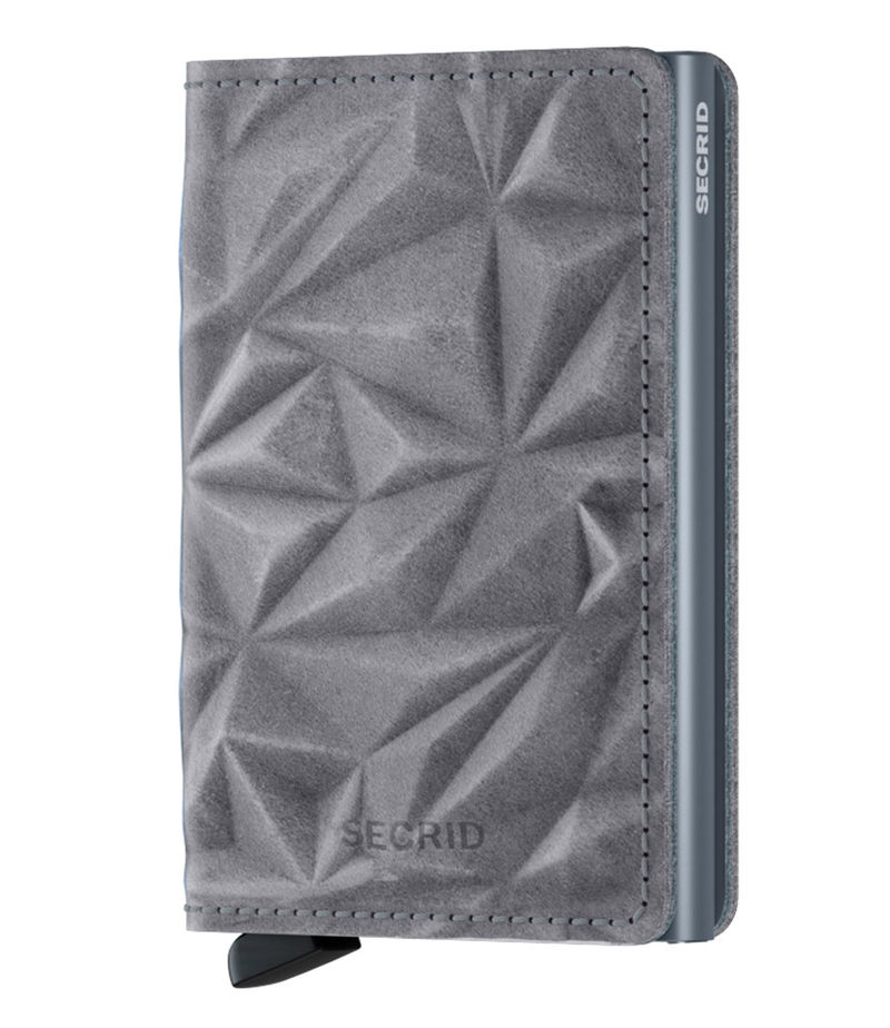 Secrid-Card holders - Slimwallet Prism - Grey