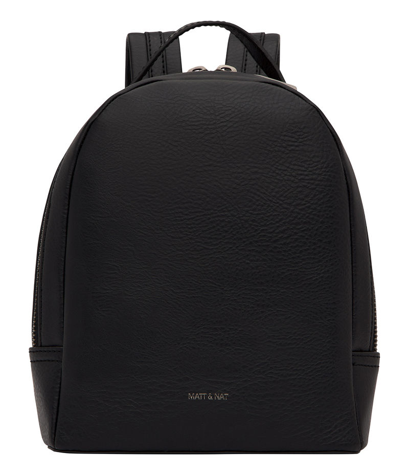 Matt & Nat-Everday backpacks - Olly Dwell Backpack - Black