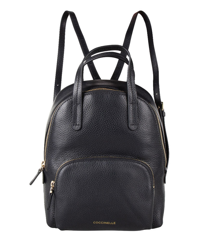 Coccinelle-Everday backpacks - Dione - Black