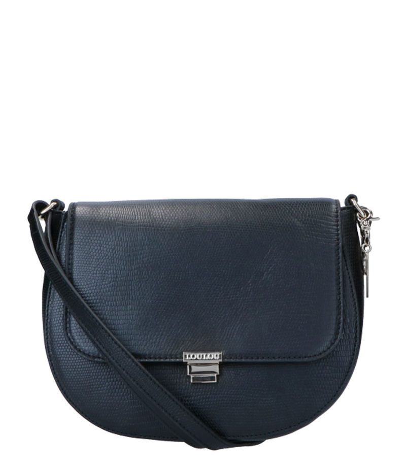 LouLou Essentiels-Clutches - Bag Lovely Lizard - Black