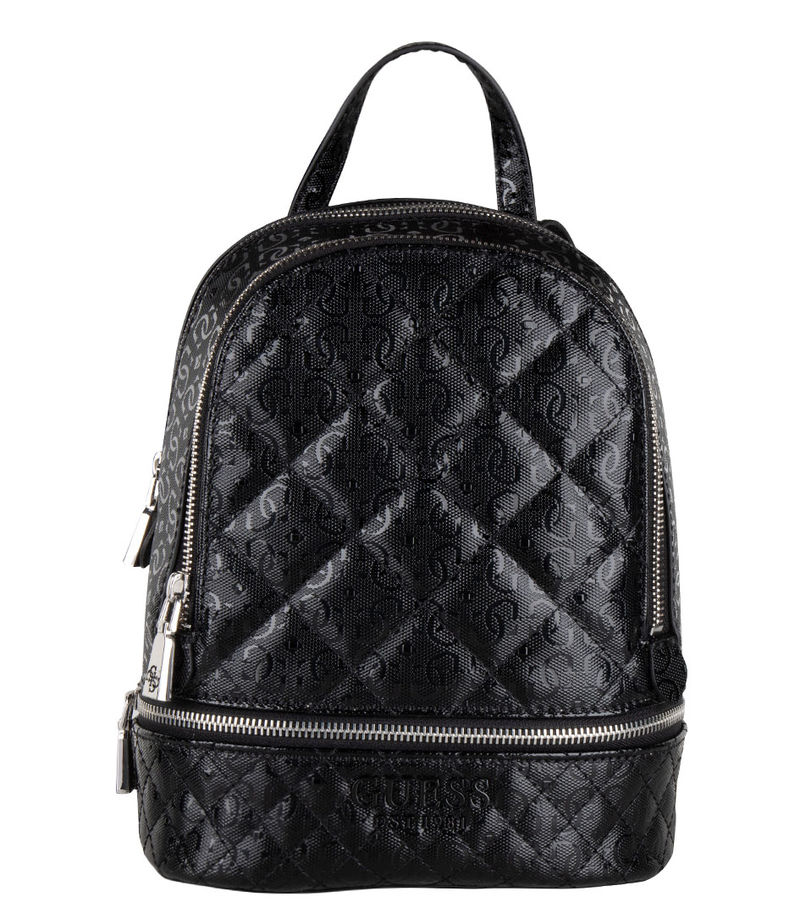 Guess-Backpacks - Queenie Backpack - Black