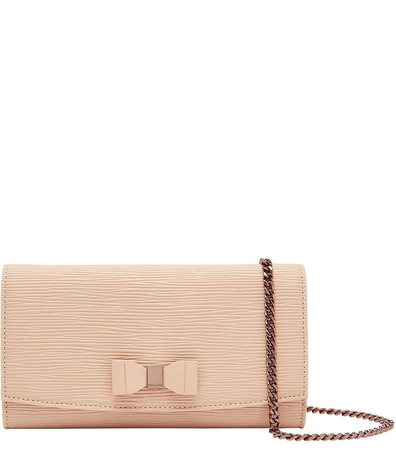 Ted Baker-Clutches - Zea - Taupe