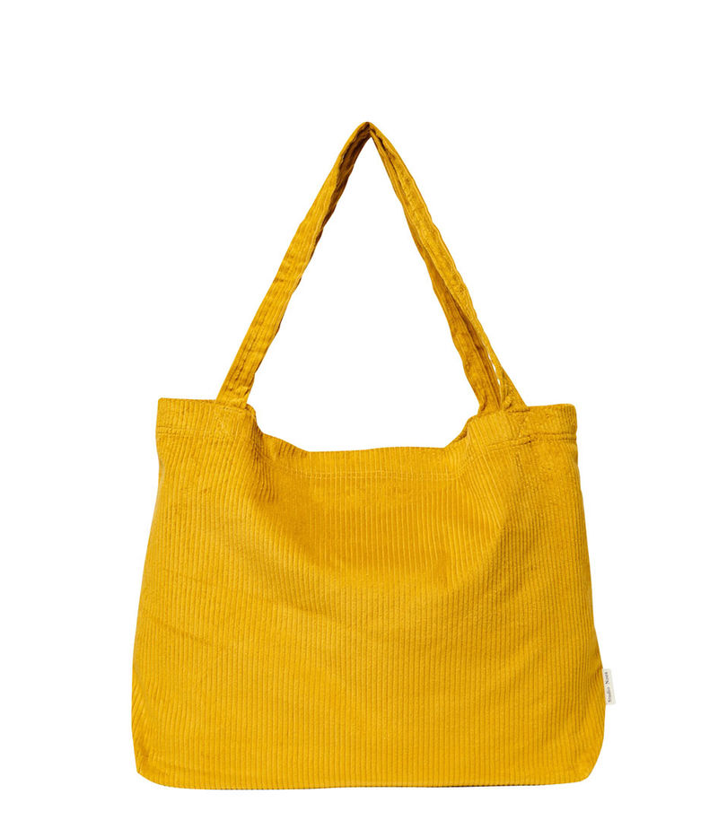 Studio Noos-Shoppers - Canary Mom Bag - Yellow