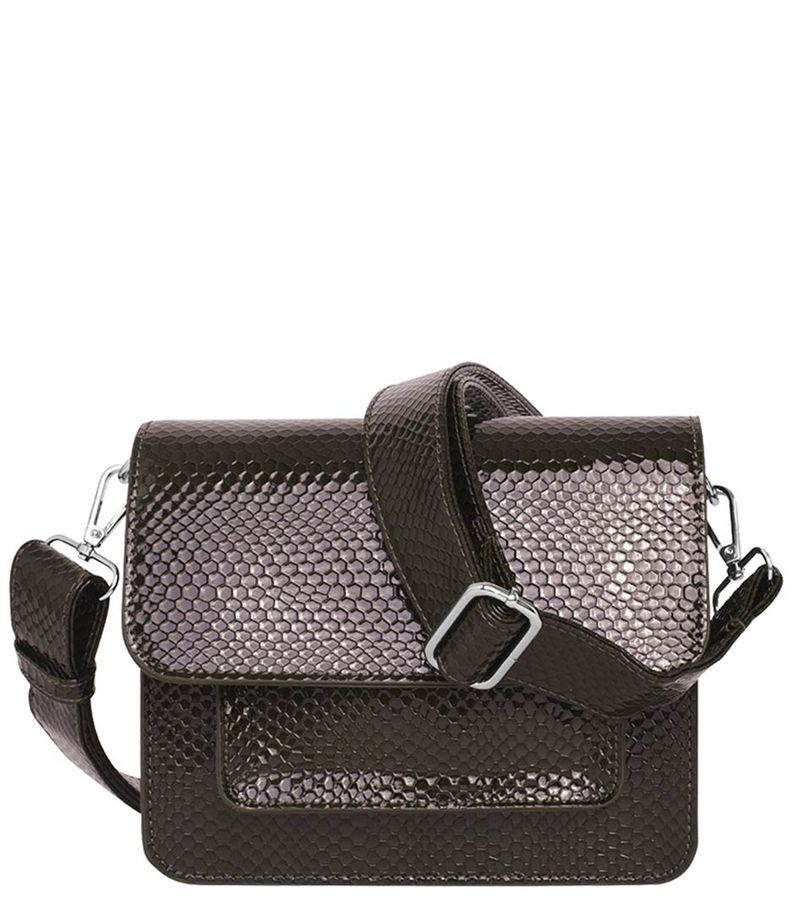 HVISK-Crossbody bags - Cayman Pocket Boa - Green
