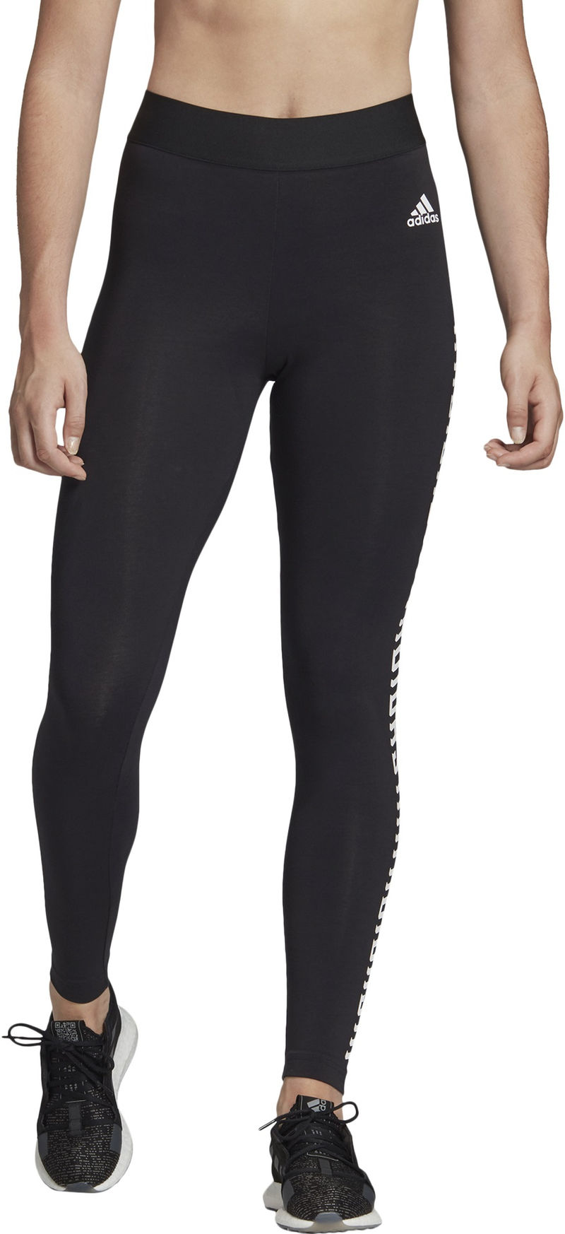 Adidas Tamprės W Mhe GR Tight Black