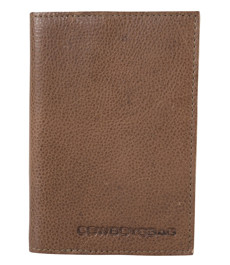 Cowboysbag-Passport holders - Passport Holder Casper - Taupe