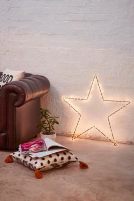 Urban Outfitters | Large Star Fairy Light