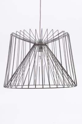Urban Outfitters | Brass Wire Pendant Light Shade