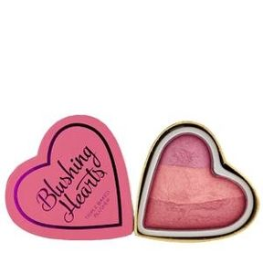 Makeup Revolution I Heart Makeup Hearts skaistalai (Blushing Heart)
