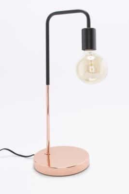 Urban Outfitters | Copper Dalston Table Lamp