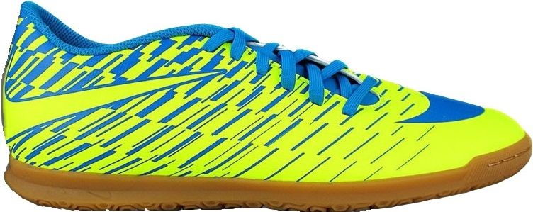 Nike Avalynė Bravatax II IC Yellow Blue