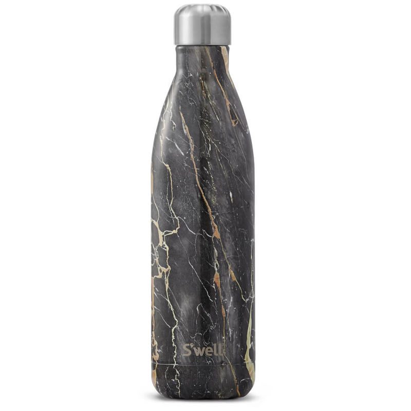 S'well | S'well The Bahamas Gold Marble Water Bottle 750ml