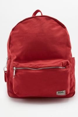 cfa20f372 BDG | BDG Canvas Backpack - Womens ALL - Urban Outfitters | ShopSpy.lt