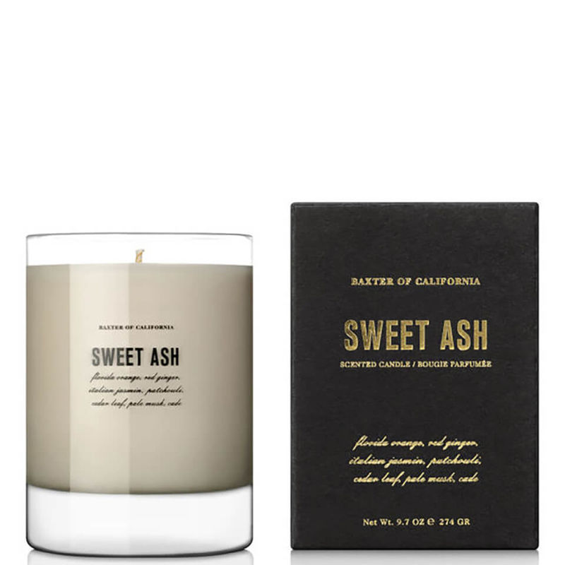 Baxter of California | Baxter of California Sweet Ash Scented Candle
