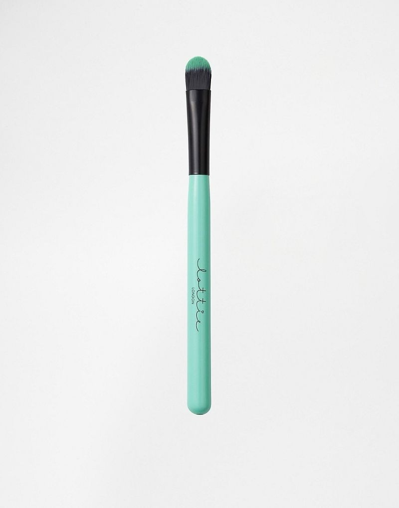 Lottie | Makiažo šepetėlis Lottie Conceal It Concealer Brush - Clear