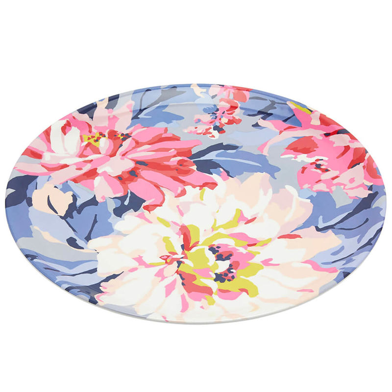 Joules | Joules Circular Platter - Whitstable Floral