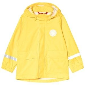 Reima Yellow Vihma Raincoat 104 cm (3-4 Years)