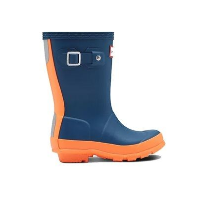 79f0dca5844 Hunter Original Kids Boots Dark Lake Blue / Hazard - Pet and Country |  ShopSpy.lt