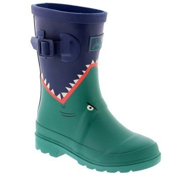 6da5212dcd9 Joules Junior Boys Welly Green Dino - Pet and Country | ShopSpy.lt